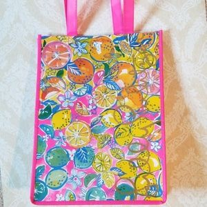 Lilly Pulitzer Tote, reusable, NWOT